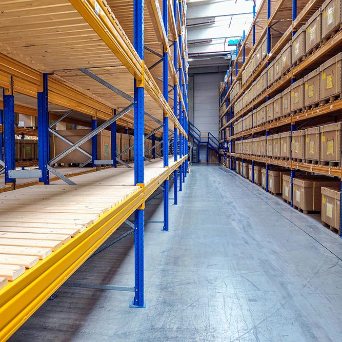 Vlastníte sklad a chcete dostávat zásoby z našich partnerských obchodů?